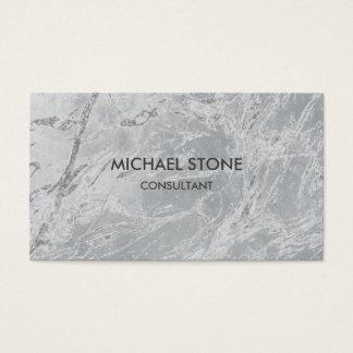 Cartão De Visitas Estilo elegante