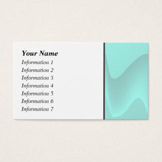 Cartão De Visitas Imagem Pastel do redemoinho do abstrato de