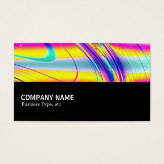 Cartão De Visitas Incompletamente 0108 - Fractal 061012f abstrato