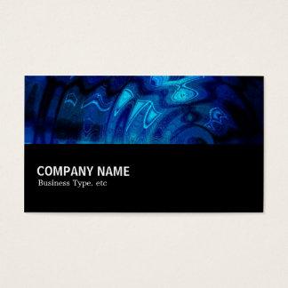 Cartão De Visitas Incompletamente 029 - Piscina azul
