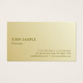 Cartão De Visitas Luxo profissional elegante moderno minimalista do