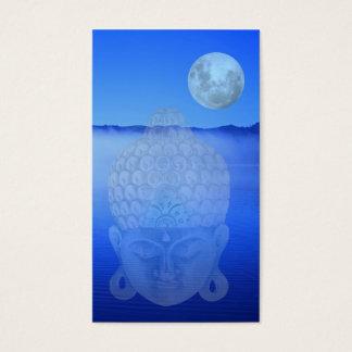 Cartão De Visitas Marcador de Buddha