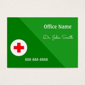 Cartão De Visitas Médico