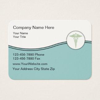 Cartão De Visitas Médico e cuidados médicos
