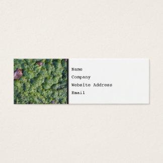 Cartão De Visitas Mini Imagem do Slime.
