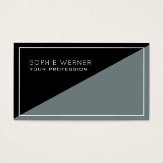 Cartão De Visitas moderno