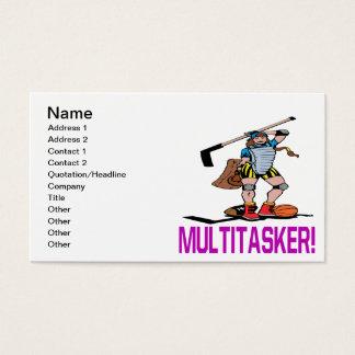 Cartão De Visitas Multitasker