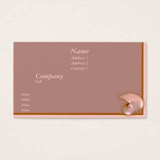 Cartão De Visitas Nautilus exterior