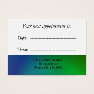 Cartão De Visitas Nomeação médica