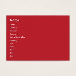 Cartão De Visitas Noruega - carnudo