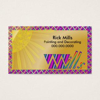"""Cartão De Visitas O negócio, 3,5"""" x 2,0"""", 100 embala 16.09.144Mills"""