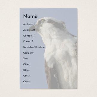 Cartão De Visitas osprey