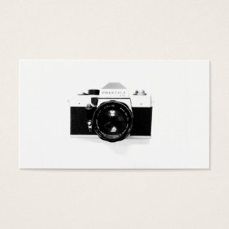 Cartão De Visitas Photographer