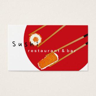 Cartão De Visitas Restauração minimalista do cozinheiro chefe do