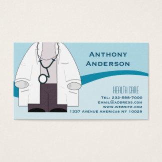 Cartão De Visitas Saúde e médico