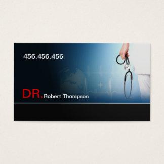 Cartão De Visitas Therapeutist/cartão de visita do médico de