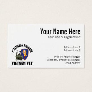 Cartão De Visitas Veterinário de Vietnam - ø BDE UH-1 dos AVN