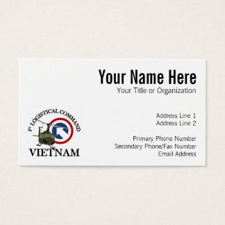 Cartão De Visitas Veterinário de Vietnam - ø registro Cmd