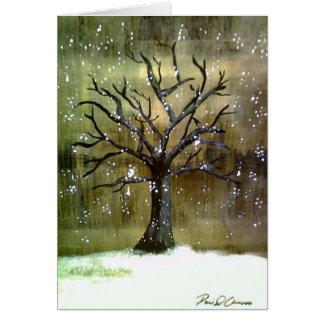 Cartão de Wintertree