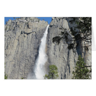 Cartão de Yosemite Falls