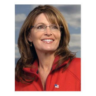 Cartão desonestos indo de Sarah Palin