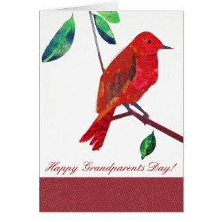 Cartão Dia das avós
