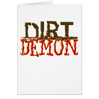 Cartão DirtDemon1