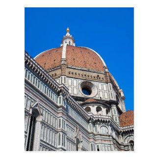 Cartão do calendário de Florença 2014 Cartão Postal