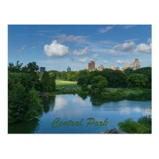 Cartão do Central Park Cartão Postal