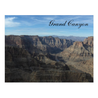 Cartão do Grand Canyon