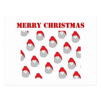 Cartão do Natal Cartão Postal