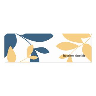 cartão do twitter modelos cartoes de visitas