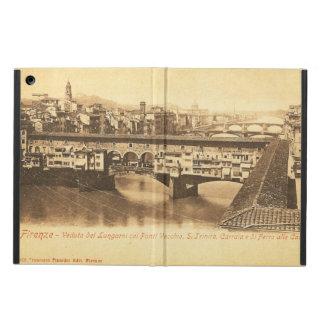 Cartão do vintage Florença Italia
