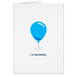 Cartão É seu aniversário
