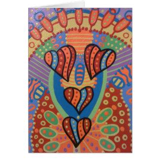 Cartão Energia 4 do amor