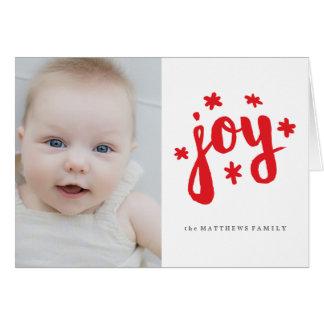 Cartão Espírito do fazer brilhantes