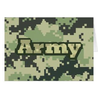 Cartão Exército
