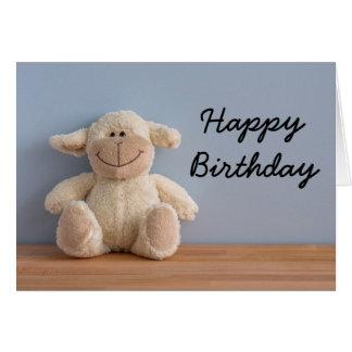 Cartão Feliz aniversario