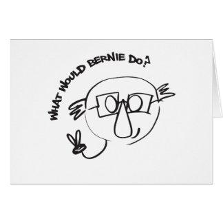 Cartão Final de Bernie Anna