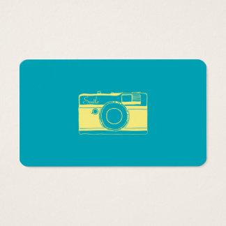 Cartão Fotografo/Card Photographer