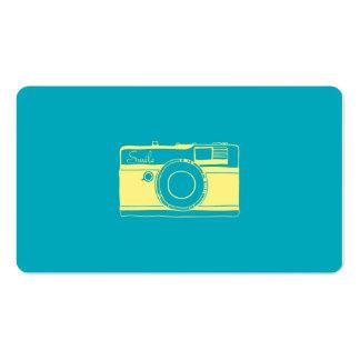 Cartão Fotografo/Card Photographer Cartão De Visita