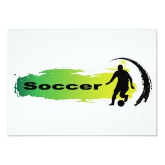 Cartão Futebol original