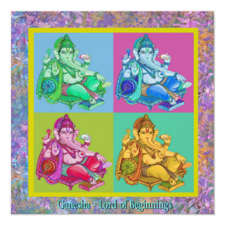 Cartão Ganesha