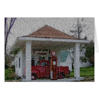 Cartão Garagem