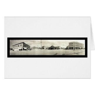 Cartão Glendale, foto 1915 de CA
