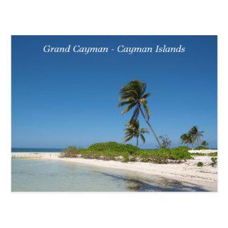 Cartão - Grande Caimão - Cayman Islands