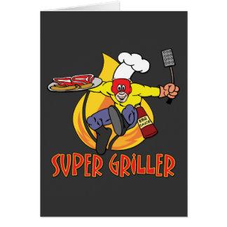 Cartão Griller super