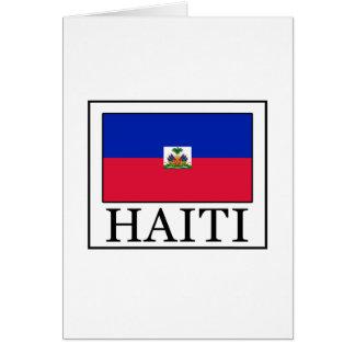 Cartão Haiti