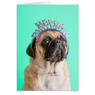 Cartão Happy Birthday