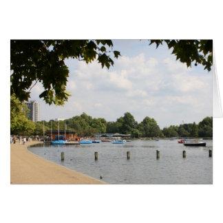 Cartão Hyde Park, Londres